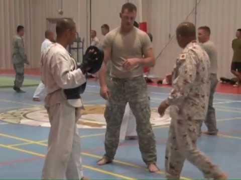 National Guard learn new techniques from the Japan Self-Defense Force
