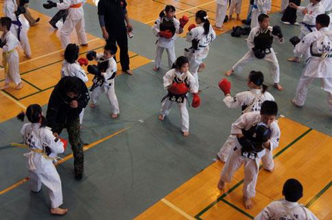 第11回日本拳法西日本少年大会 ご案内