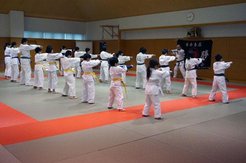 愛媛県連盟強化練習・卒団卒部式(3月)