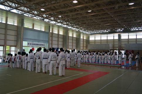 第7回日本拳法四国総合選手権大会