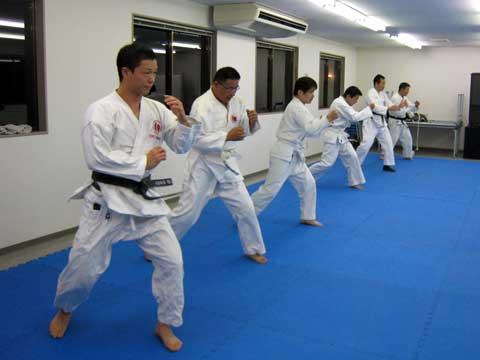 松山拳友会 Matsuyama Kenyuukai