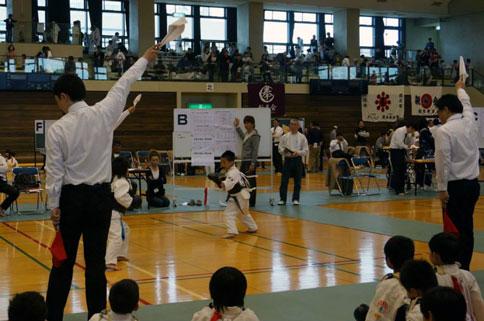 第25回大阪府スポーツ少年団・日本拳法競技記念大会 ご案内