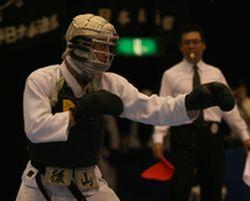 2014全日本拳法社会人個人選手権大会ハイライト