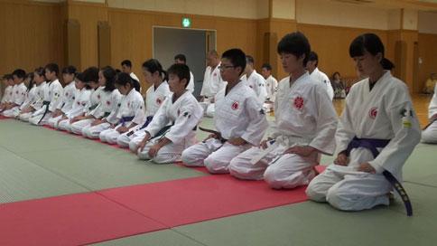 愛媛県連盟強化練習(7月)
