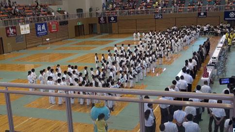 第12回日本拳法全国少年大会・団体戦