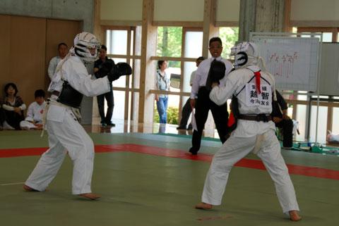 第42回全日本拳法社会人個人選手権大会 ご案内