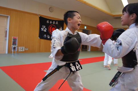 愛媛県連盟強化練習(9月-2)