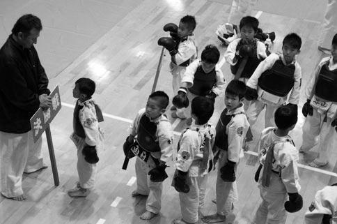 第20回日本拳法白虎会優勝大会 ご案内