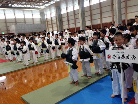 第24回日本拳法徳島総合選手権大会