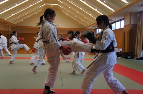 愛媛県連盟強化練習(11月)