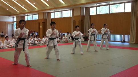 愛媛県連盟第12回昇段級審査 ご案内