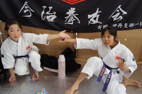 2015日本拳法徳島会館春季大会のご案内
