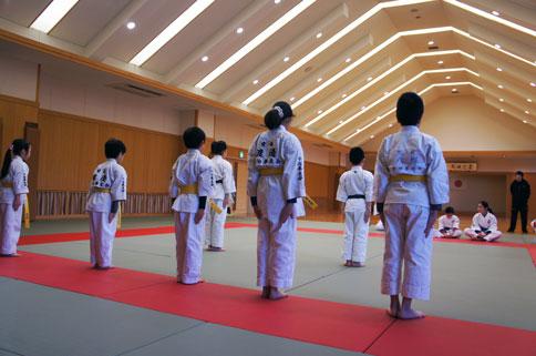 愛媛県連盟強化練習(1月)