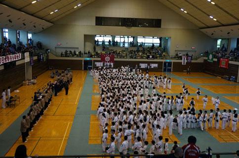 第12回日本拳法西日本少年大会 ご案内