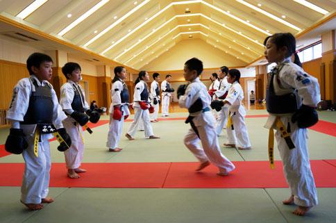 愛媛県連盟強化練習(3月)・卒団式