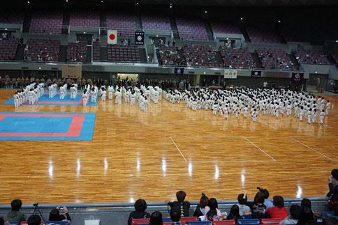 日本拳法第13回全国都道府県対抗大会(団体戦)