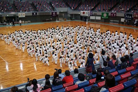 第12回日本拳法西日本少年大会