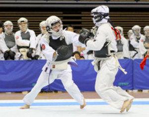 第19回西日本高等学校日本拳法選手権大会