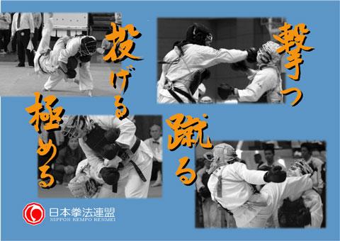 2011日本拳法東日本大会 ご案内
