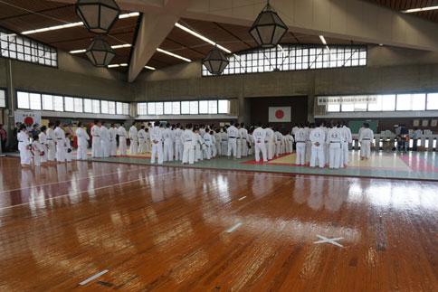 第8回日本拳法四国総合選手権大会