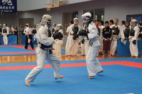 第45回全日本拳法社会人個人選手権大会 ご案内