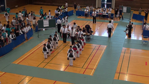 第26回大阪府スポーツ少年団・日本拳法競技大会 ご案内