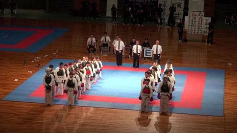 2015日本拳法総合選手権大会 ご案内