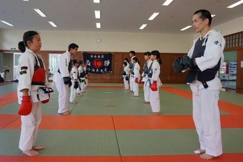 愛媛県連盟強化練習(7月)・瀬戸内道場合同 ご案内