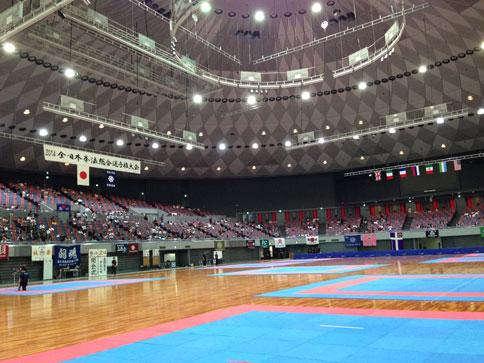 2015 日本拳法総合選手権大会出場選手選出