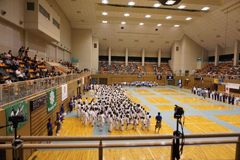 第13回日本拳法全国少年大会・団体戦