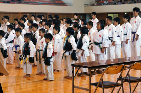 第8回日本拳法桜花杯