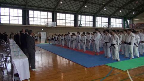 第16回日本拳法岡山県総合選手権大会 ご案内
