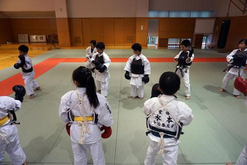 愛媛県連盟強化練習(9月)・愛媛県大会準備
