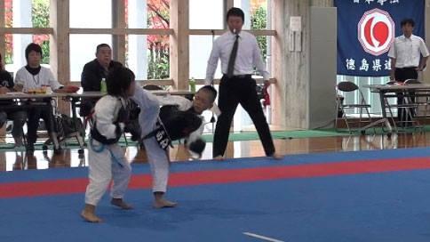 第25回日本拳法徳島総合選手権大会 ご案内