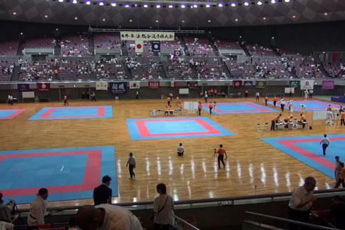 2015日本拳法総合選手権大会