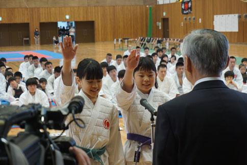 2016年 第9回日本拳四国大会 (Shikoku Tournament)