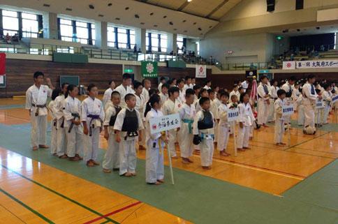 第27回大阪府スポーツ少年団・日本拳法競技大会 ご案内