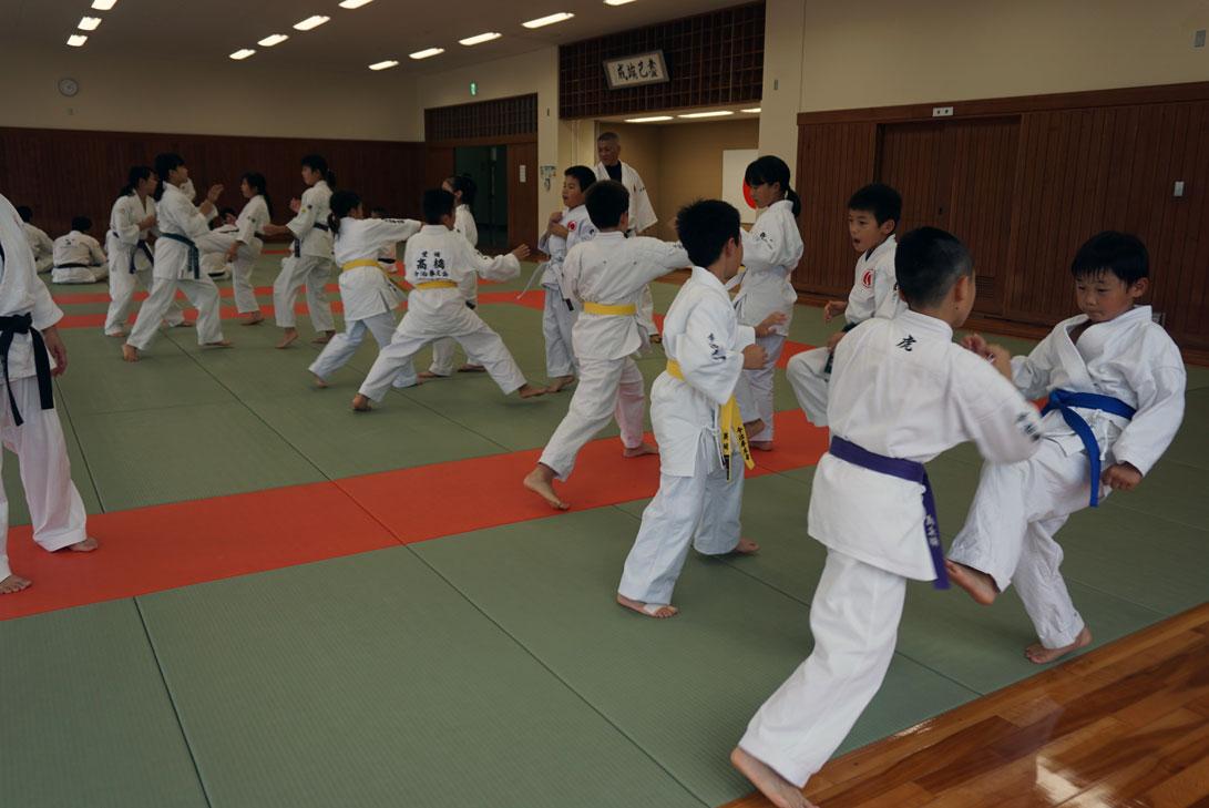 愛媛県連盟強化練習(10月2-3) ご案内