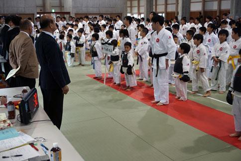 第26回日本拳法徳島総合選手権大会