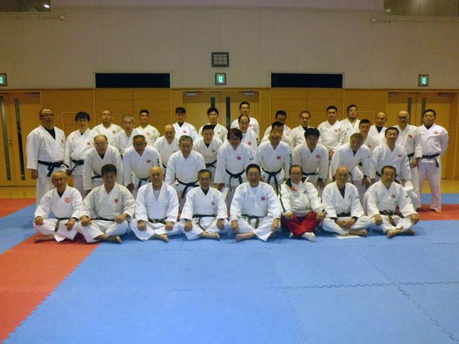 2017日本拳法連盟講習会