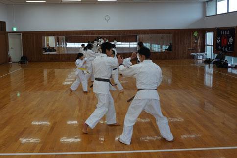 愛媛県連盟強化練習(1月-2)