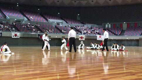 第14回日本拳法西日本少年大会 ご案内