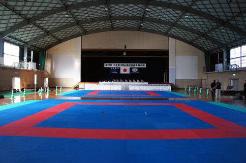 第12回日本拳法岡山県総合選手権大会