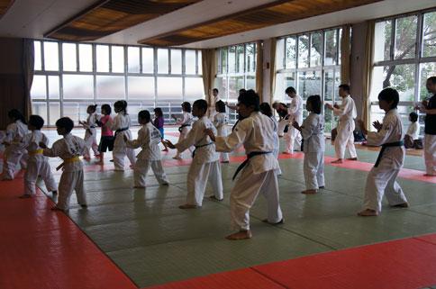 愛媛県連盟合同練習