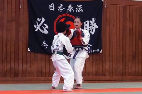 愛媛県連盟強化練習(9月)