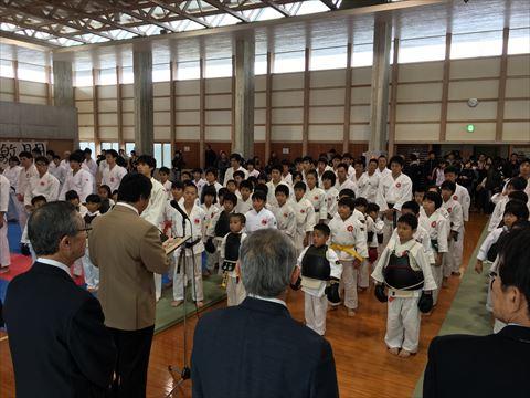 第27回日本拳法徳島総合選手権大会