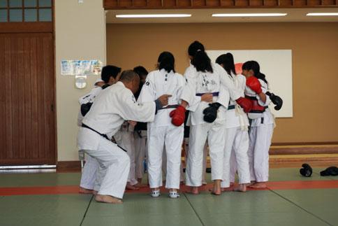 愛媛県連盟強化練習(12月-1)