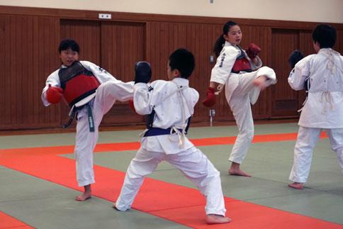 愛媛県連盟強化練習(12月-2)