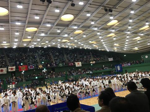 第23回日本拳法白虎会優勝大会