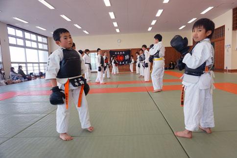 愛媛県連盟強化練習(3月-2)